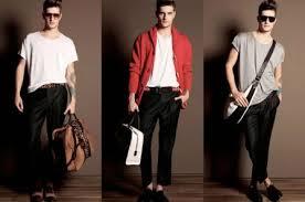 Men Casual Fashion Trend 2011