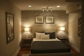 Brick Wall Bedroom Dark Walls