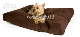 Dog Beds LARGE SIZE 100 70 20CM WATERPROOF