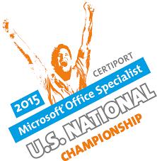 Certiport 2015 Microsoft fice Specialist U S National