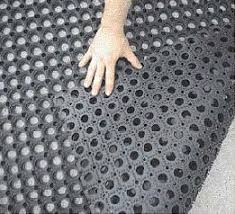 Non Skid Boat Deck Pads by Porous Anti Slip Rubber Boat Deck Mat Rubber Grass Mat On Made In
