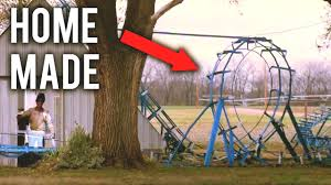 Top 5 CRAZIEST Homemade ROLLERCOASTERS! (Backyard Rollercoasters ... Outnback Negative G Backyard Roller Coaster Album On Imgur Fail Youtube Awesome Dad Builds Backyard Theme Park Designing A Safe With Paul Gregg Coaster101 Homemade Rollcoaster Teenage Boys Build Pov Byrc 3d 02 Man Makes 9homes Ideas A Guy From Indiana Built Pretty Intense Roller Coaster In His Canton Teens Custom Is Ready For Summer My Like Rolling Zone Student Toronto Star