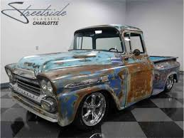 Chevrolet Apache 1959 - Amazing Photo Gallery, Some Information And ... 1959 Chevrolet Apache Duffys Classic Cars Vintage Chevy Truck Pickup Searcy Ar Gmc For Sale New Stepside 1961 Sale 83679 Mcg 1998 Chevy Truck Ck 1500 Custom 1958 3200 Dyler 135820 Rk Motors And Performance For 1952 With A Vortec 350 Engine Swap Depot Barn Stored 1955 Vintage Truck Image Of 1960 2085097 Hemmings Motor News