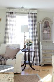 Joss And Main Curtains Uk by Maison Decor Grey And White Winter Style
