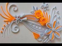 Quilling Made Easy How To Make Flower Paper Art