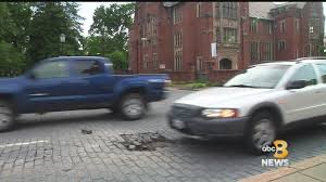 Expanding Potholes Have Richmond Residents Concerned