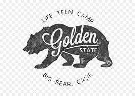 California Republic American Black Bear Grizzly