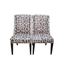 Pier 1 Dining Chairs by Pair Of Pier One