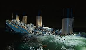 Titanic Sinking Animation Pitch Black by Avatar The Diary Of A Film Cricket