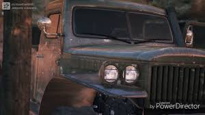 100 Truck From Jeepers Creepers Grand Theft Auto 5 Short Film Teaser Trailer