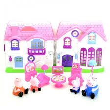 maison famille peppa pig