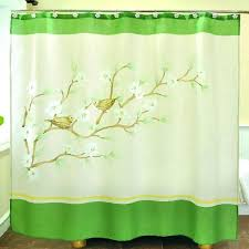 Spring Loaded Curtain Rods by Spring Loaded Shower Curtain Rod Shining Design Installation