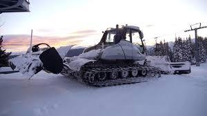 snow cat truck snowcat
