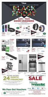 Nebraska Furniture Mart Black Friday Ad 2016 with regard to