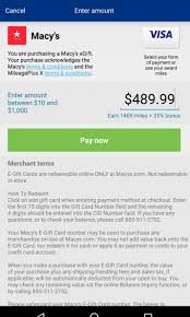 Expired] 20% Back At Macy's, Stack W/ Coupon & Gift Card ...