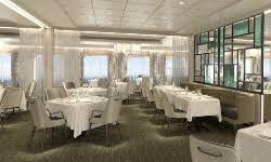 die restaurants und bistros der neuen mein schiff 1