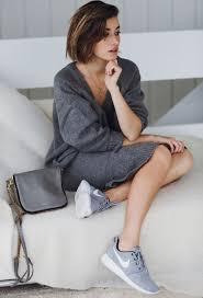 sweater dress cool ways to wear the sweater dress trend