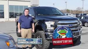 Preston Ford's Commercial Trucks Presidents' Day Sales Event - YouTube Top 100 Sales Drive Preston Ford Commercial Truck Department Used Trucks Vans In Lyons Il Freeway Rebranding Dealers Photo Image Gallery Fords Presidents Day Event Youtube Fleet Yongesteeles Limited Dealer Yonge Ford F650 For Sale 837 Listings Page 1 Of 34 F250 Work Truck For Maryland Vehicle Commercial Dump Sale 2010 F350 Diesel Midway Center New Dealership Kansas City Mo Rush Dealership Dallas Tx Find The Best Pickup Chassis