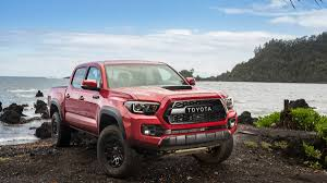 2017 Toyota Tacoma TRD Pro Pickup Truck Review With Price ... New Ford Unibody Pickup Truck Considered Based On Focus C2 Hyundai Finally Confirms The Santa Cruz Small You Have A Wkhorse Introduces An Electrick To Rival Tesla Wired Reinvented Ranger Pickups Will Move Into Midsize Truck Market 25 Future Trucks And Suvs Worth Waiting For Cars Trucks And We Keep Longest After Buying Them New Suzuki Carry Cars For Sale In Myanmar Found 409 Carsdb Best Compact Pickup Car Guide Motoring Tv Whats To Come The Electric Market Buy 2018 Carbuyer