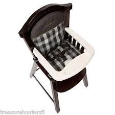 Eddie Bauer Wood High Chair Replacement Pad by Eddie Bauer High Chair Cover Replacement Fisher Price Space Saver