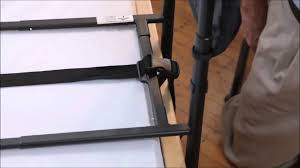 Trapeze Bar For Bed by Medline Bed Assist Bar Youtube