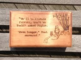 130 Best Winne The Pooh by Winnie The Pooh Quote Wooden Box
