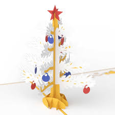 White Pre Lit Pop Up Christmas Tree by Pop Up Christmas Tree Pre Lit Christmas Lights Decoration