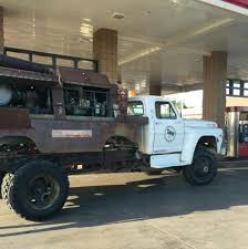 100 Craigslist Oklahoma Trucks 1971 Ford F600 4x4 I Found On Vintage 4x4 4x4
