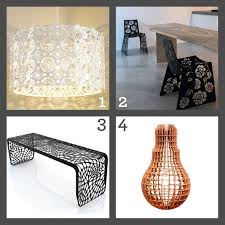 Laser Cut Lamp Shade by Blog Laser Cut Love Twenty Six Letters Considered Refined
