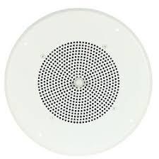 bogen paging equipment bogen ceiling speakers