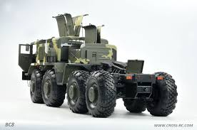 100 Military Truck Cross RC BC8 Mammoth 112 Scale 8x8 Off Road Kit