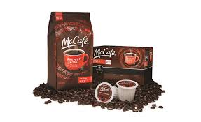 McDonalds Packages Coffee For Retail