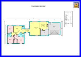 plan de maison de plain pied 3 chambres constructeurvendee plans de maisons