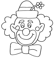 Clown Circus Fun Coloring Book