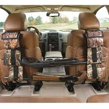 100 Pickup Truck Gun Rack Seat Back Rifle Shotgun Vehicle Car Hunting