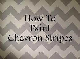 Chevron Print Bathroom Decor by Life As Always Live U0026 Learn How To Paint Chevron Stripes How