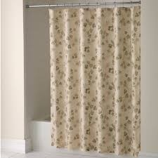 Small Bathroom Window Curtains Australia by Essential Home Shower Curtain Classic Ivy Fabric Home Bed