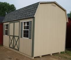 Pre Built Sheds Canton Ohio by Pre Built Sheds Garages Foxu0027s Country Sheds Big Max 7 Ft X 7