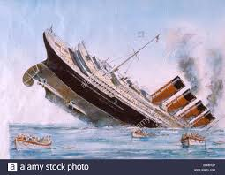 When Did The Lusitania Sink by Lusitania Stock Photos U0026 Lusitania Stock Images Alamy