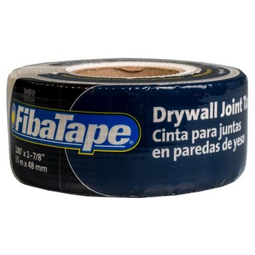FibaTape Self-Adhesive Drywall Joint Tape - 150 ft, White