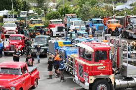 We've Got Ourselves A Convoy ... Classic Truckers Converge On ...