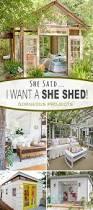 Kloter Farms Used Sheds by 135 Best She Sheds Images On Pinterest She Sheds Garden Sheds