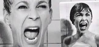 Jamie Lee Curtis Halloween 2017 by Jamie Lee Curtis Recreates Mom U0027s Psycho Shower Scene For Scream Queens