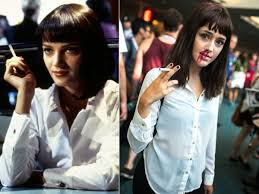 Halloween Town Actors by 1 Mia Wallace From Pulp Fiction Halloween Costumes Inspired By