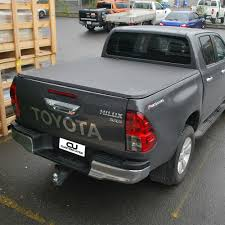 Toyota Hilux 2016+ - Liners/Tonneau Covers - Toyota - Custom Utes NZ Sema 2015 Atc Truck Covers Rocks The New Sxt Tonneau Cover A Heavy Duty Bed On Toyota Tundra Rugged B Flickr 2016 Hilux Soft Roll Up Load Tacoma How To Remove Trifold Enterprise Truxedo Truxport Vinyl Crewmax 55 Ft Toyota Tundra Alluring Peragon Retractable 1999 Toyota Tacoma Magnum Gear Bakflip Fibermax Parts And Accsories Amazoncom Rollbak Butterfly On Polished Diamon Honda Atv Carrier Sits