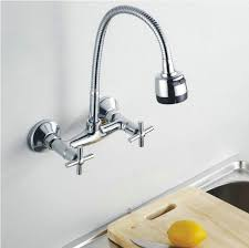Best Quality Kitchen Sink Material by Fashion High Quality Brass Material Wall Mounted Chrome And