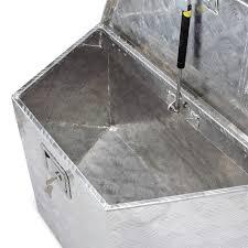 100 Truck Tool Boxes Black Diamond Plate Trailer Tongue 29 Aluminum Box For Pickup