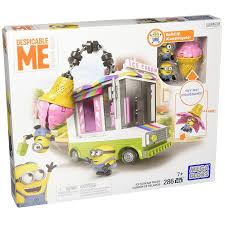 100 Icecream Truck Song Mega Bloks Despicable Me Minions Ice Cream EBay