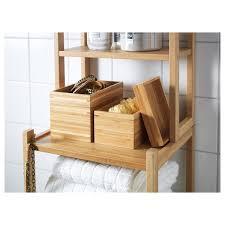 dragan badrumsset 4 delar bambu ikea
