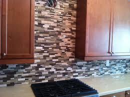 glass mosiac kitchen backsplash tile install by don of